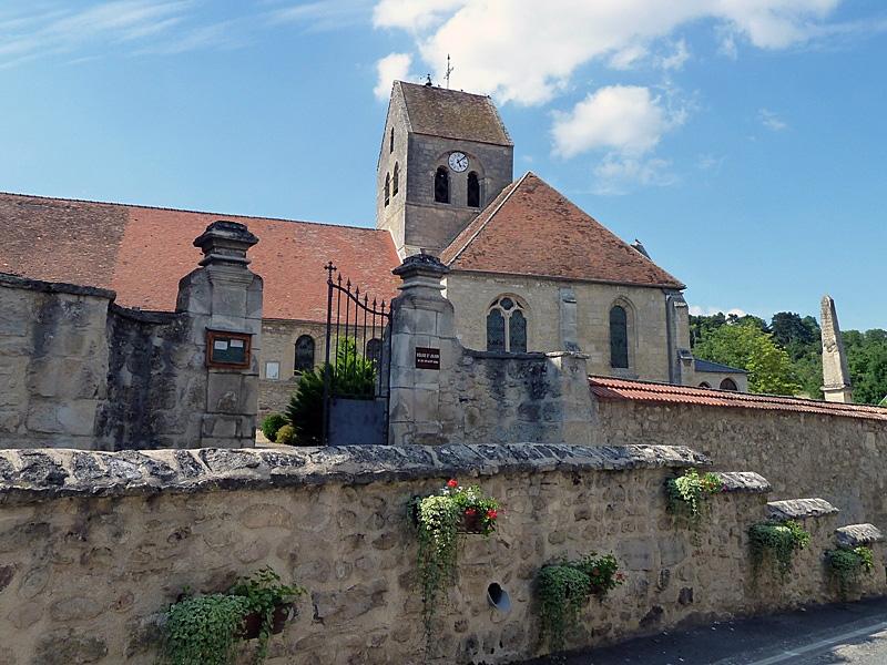 Eglise de Baslieux les Fismes