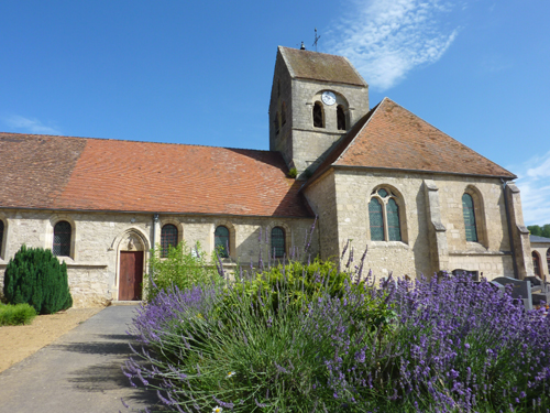 Eglise de baslieux-lès-Fismes