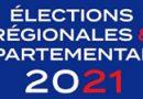 Elections départementales et régionales2021