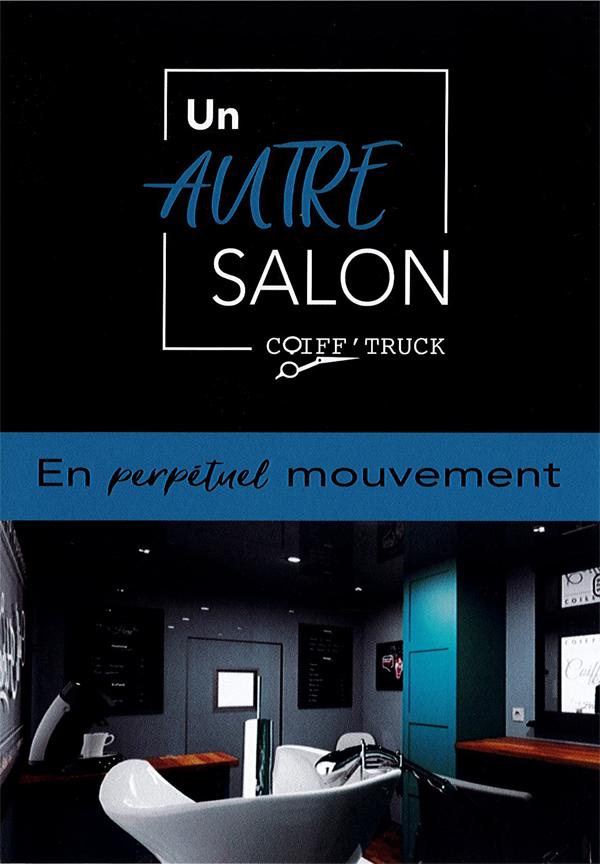 Un autre salon : salon de coiffure ambulant
